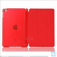PC PU Smart Cover for Apple iPad Pro 12.9