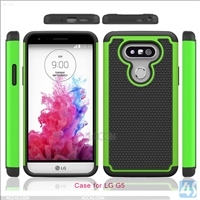Football Pattern Combo Case for LG G5