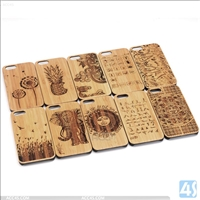 PC Bamboo Case for iPhone 6/ 6S plus