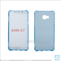 TPU Clear Case for SAMSUNG C7