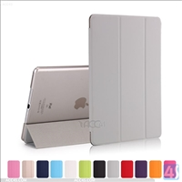 PU Leather Tri Fold Smart Cover for APPLE iPad Air 2