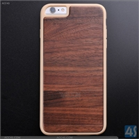 Wood Pattern TPU PC Case for APPLE iPhone 6/ 6S