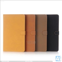 PU Leather Wallet Stand Case for SAMSUNG Galaxy Tab A 10.1 T580