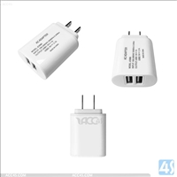 M69 Dual USB Port Wall Charger