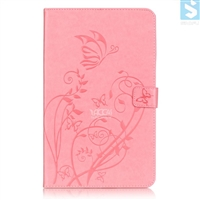 Flower PU Leather Case for SAMSUNG Galaxy Tab A 10.1 T580