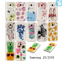 IMD Printed TPU Case for SAMSUNG J3 /J320P(2016)