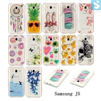 IMD Printed TPU Case for SAMSUNG J5 J500
