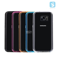 TPU Acrylic Shockproof Case for SAMSUNG Galaxy S7 /G930