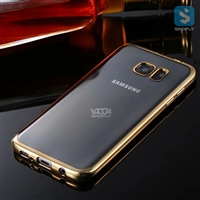 Electroplate Hard Case for SAMSUNG Galaxy S7 Edge /G935