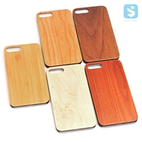 PC Wood Case for APPLE iPhone 7 Plus