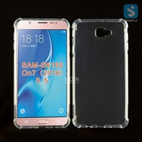 TPU Anti Shock Case for SAMSUNG Galaxy On7(2016) /G6100