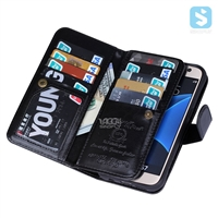 Crazy Horse PU Leather Wallet Case for SAMSUNG Galaxy S7 /G930