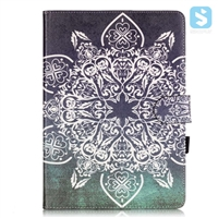 Printed PU Leather Case for Apple iPad Air 2