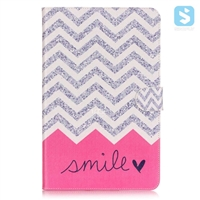 Printed PU Leather Case for SAMSUNG Galaxy Tab A 10.1 T580