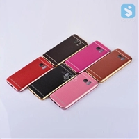 Electroplating Litchi Pattern Case for SAMSUNG Galaxy S7 /G930