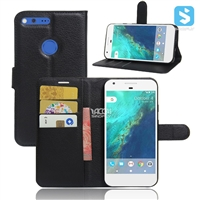 PU Leather Wallet Case for GOOGLE Pixel XL(5.5)(2016)