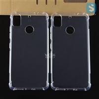 TPU Clear Shockproof Case for HTC Desire 10 Pro