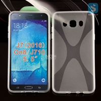 TPU X Line Case for SAMSUNG J7 (2016)