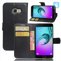 PU Leather Wallet Case for SAMSUNG Galaxy A3(2017)