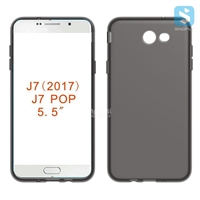 Matte TPU Case for SAMSUNG Galaxy J7 POP, J7 2017