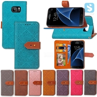 PU Leather Wallet Case for SAMSUNG Galaxy S7 /G930