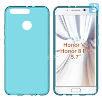 Soft TPU Clear Case for HUAWEI Honor V9 / 8 Pro