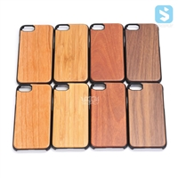 Magnetic PC Wood Case for iPhone 7
