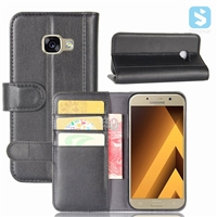 Genuine Leather Wallet Case for SAMSUNG Galaxy A5(2017)