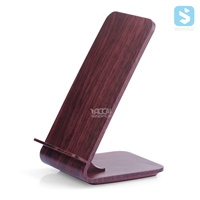 Wood Pattern Wireless Charger
