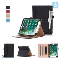 Tan Stands PU Leather Case for iPad Pro 10.5