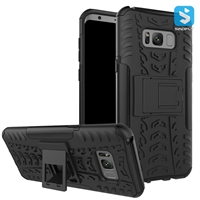 PC TPU Kickstand Case for SAMSUNG Galaxy S8+ /S8 Plus