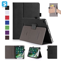 Leather Back Stand Case for iPad 9.7 2017 with Card Slot