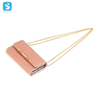 Women Style PU Leather Shoulder Bag for SAMSUNG Galaxy S8 Plus