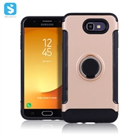 King Ring Back Stand Case for SAMSUNG Galaxy J7 (2017) / J7 POP