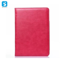 Card Slot PU Leather Bag for iPad Air 2