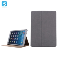 Tree Skin Pattern PU Leather Back Case for iPad 9.7 2017