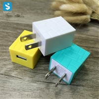 One USB Port USA Wall Charger