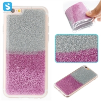 Epoxy TPU Double Color Case for iPhone 6