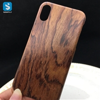 Hard Real Wood Case for iPhone X(S)