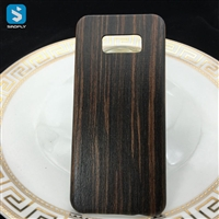 Hard Real Wood Case for SAMSUNG Galaxy S8