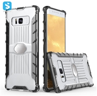 TPU PC 2in1 Combo Case for Samsung Galaxy Note 8
