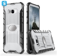 TPU PC 2in1 Combo Case for Samsung Galaxy S8 Plus