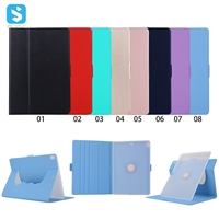PU Leather Rotation Stand Case for iPad Pro 10.5