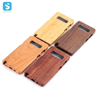 2Pieces Slide Real Wood Case for SAMSUNG Galaxy Note 8