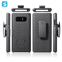 3in1 Hosler Belt Clip Case for Samsung Galaxy Note 8