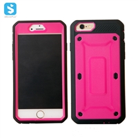 PC TPU Combo Case for iPhone 6(S)