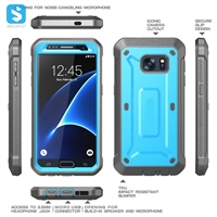 PC TPU Combo Case for Samsung Galaxy S7