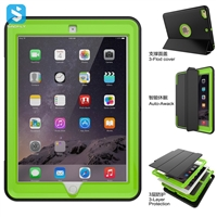 Combo Shockproof Smart Cover for iPad 9.7 2017