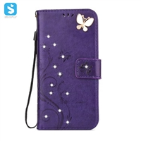 TPU PU Leather Wallet Case for SAMSUNG Galaxy S7 Edge /G935