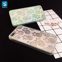 Soft Bumper Printed Case for iPhone 6s